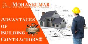 Advantages of building contractors