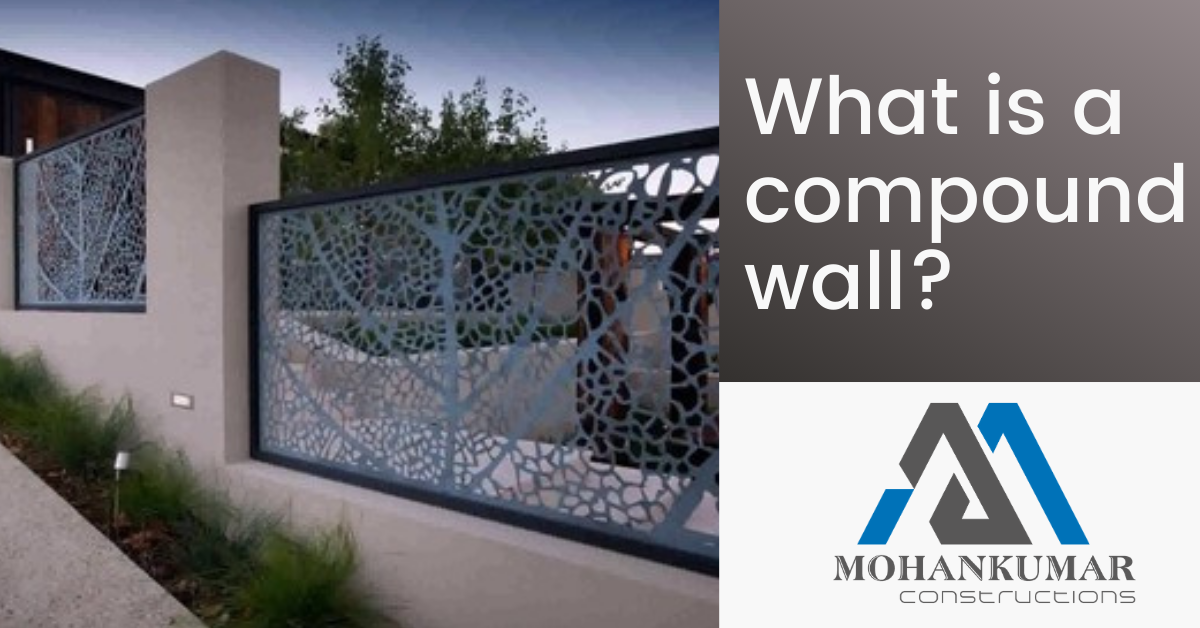 what is a compound wall