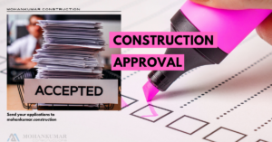 Construction approval